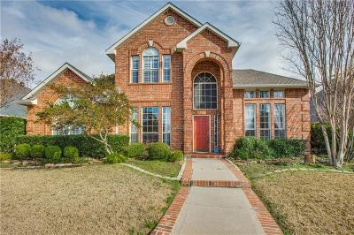 Carrollton Single Family Home Active Option Contract: 3404 Meadow Cove Drive