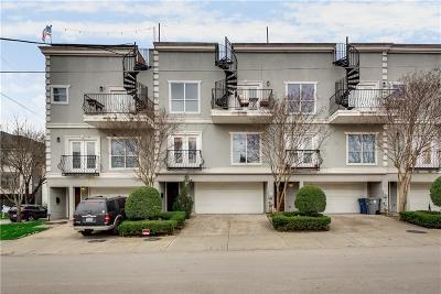 Dallas Condo For Sale: 5617 Lindell Avenue