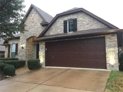 Fort Worth Single Family Home For Sale: 8032 Branch Hollow Trail