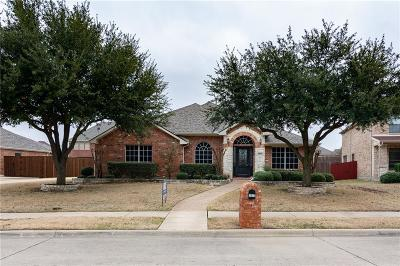 Murphy Single Family Home For Sale: 1012 Blue Jay Drive