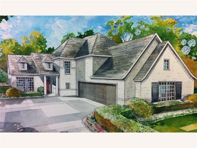 Aledo Single Family Home For Sale: 816 Highlands Avenue