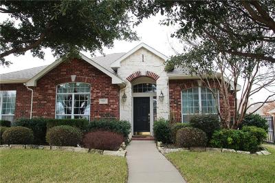Rockwall Single Family Home For Sale: 532 Savanah Court