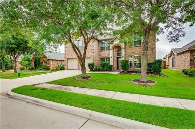Rowlett Single Family Home Active Option Contract: 10310 Wood Drive