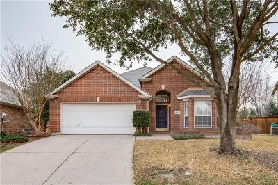 Mckinney Single Family Home Active Option Contract: 2204 Tralee Circle