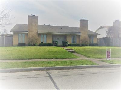 Farmers Branch Residential Lease For Lease: 2838 Golfing Green Drive