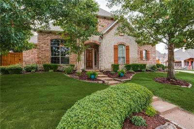 Frisco Single Family Home For Sale: 11596 Mesa Verde Drive