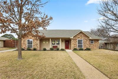 Plano Single Family Home For Sale: 2225 Parkhaven Drive