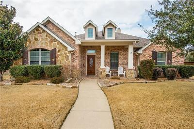 Sachse Single Family Home For Sale: 7525 Harvest Bend Lane