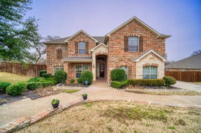 Fort Worth Single Family Home For Sale: 5401 Smokethorn Drive