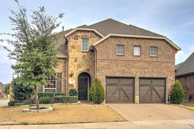Lewisville Single Family Home For Sale: 2616 Wales Way