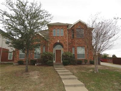 Rockwall Single Family Home For Sale: 1335 Napa Drive