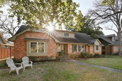 Single Family Home Active Option Contract: 9515 Fieldcrest Drive