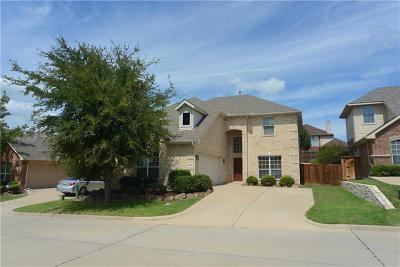 McKinney Single Family Home Active Option Contract: 8608 Boulder River Trail
