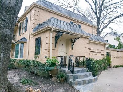 Highland Park Residential Lease For Lease: 4451 Westway Avenue