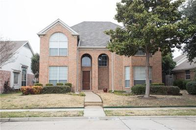 Frisco Single Family Home For Sale: 9512 Preston Vineyard Drive