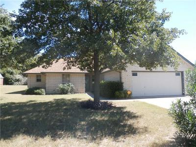 Azle Residential Lease For Lease: 800 Vickie Drive