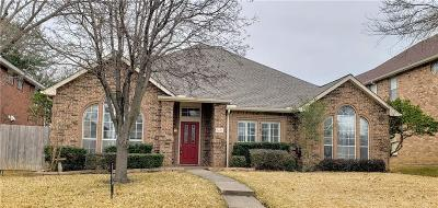 Denton County Single Family Home For Sale: 2805 Buena Vista Court