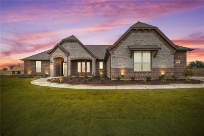 Granbury Single Family Home Active Option Contract: 8012 White Drive