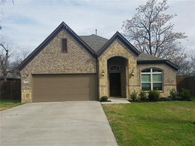 Grand Prairie Single Family Home Active Option Contract: 518 NE 29th Street