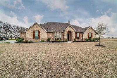 Maypearl Single Family Home For Sale: 14200 Fm 916