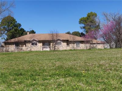 Mesquite Single Family Home For Sale: 5425 Milam Road