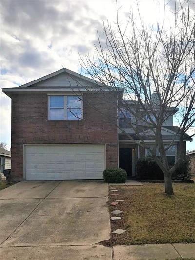 Forney Single Family Home Active Option Contract: 1209 Warrington Way