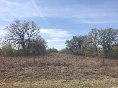 Springtown Residential Lots & Land Active Option Contract: 3 Acre Luke Road