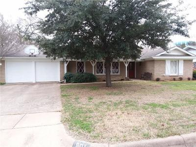 Fort Worth Single Family Home For Sale: 901 Raintree Road