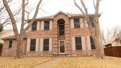 Desoto Single Family Home For Sale: 820 Twin Creek Drive