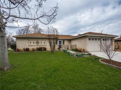 North Richland Hills Single Family Home Active Contingent: 3617 Holland Drive