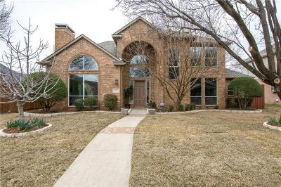 Plano Single Family Home For Sale: 6104 Winstead Drive