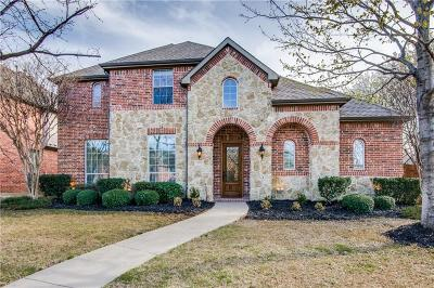 Denton County Single Family Home For Sale: 1171 Arbuckle Drive