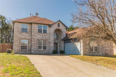 Mesquite Single Family Home For Sale: 700 John Peter Way
