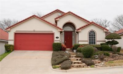 Rockwall Single Family Home For Sale: 2806 Saratoga Drive