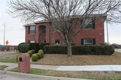 Rockwall Single Family Home For Sale: 1416 Hickory Creek Lane