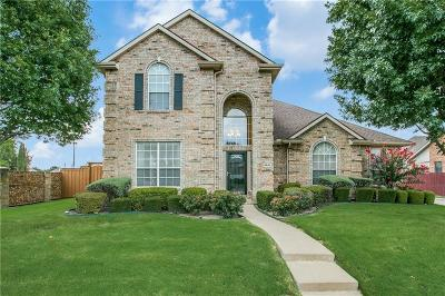 Plano Single Family Home For Sale: 4445 Avebury Drive