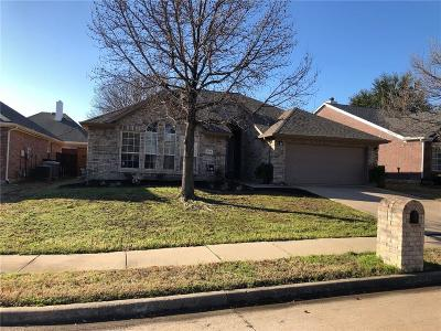 Flower Mound Single Family Home For Sale: 1805 Honey Mesquite Lane