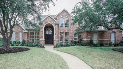 Southlake Single Family Home Active Contingent: 923 Independence Parkway