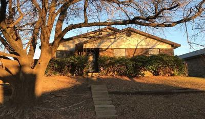 Mesquite Single Family Home Active Option Contract: 1521 Golden Grove Drive