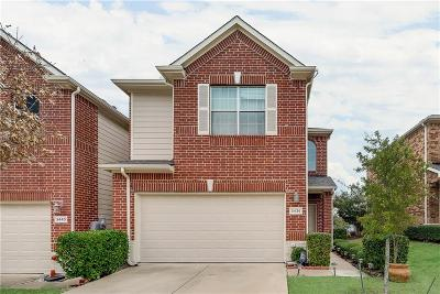 Plano Townhouse For Sale: 3436 Belladonna Drive