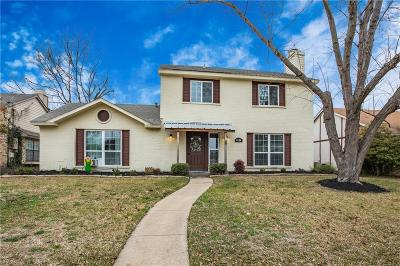 Rowlett Single Family Home For Sale: 9105 Shearer Street