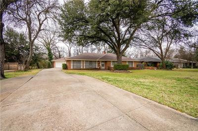 Dallas County Single Family Home For Sale: 2039 Elmwood Boulevard