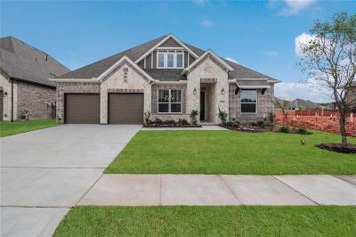 McKinney Single Family Home For Sale: 7924 Krause Springs Drive