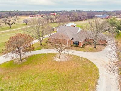 Aledo Single Family Home For Sale: 2500 Old Annetta Road
