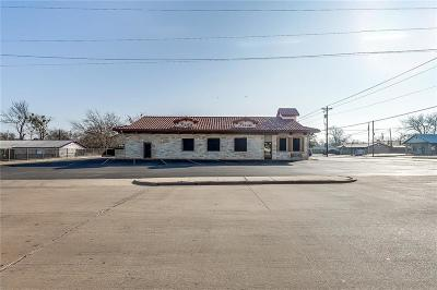 Granbury Commercial For Sale: 512 W Pearl Street
