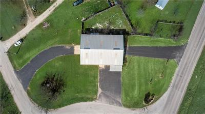 Weatherford Commercial For Sale: 4880 Tin Top Road