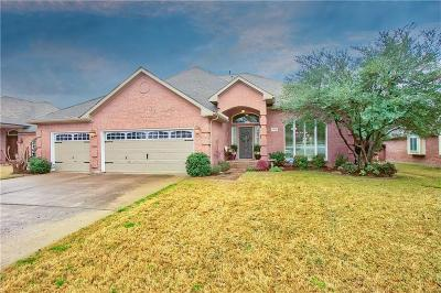 Lewisville Single Family Home Active Option Contract: 1413 Swallow Circle