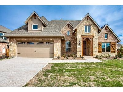 Forney Single Family Home For Sale: 1100 Somerset Circle