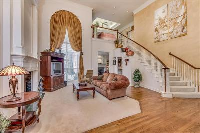 Coppell Single Family Home For Sale: 124 Dickens Drive