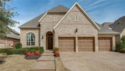 Irving Single Family Home Active Option Contract: 667 Flagstone Drive